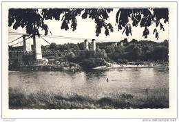 Carte De Chatillon Sur Loire Pont Suspendu Sur La Loire - Chatillon Sur Loire