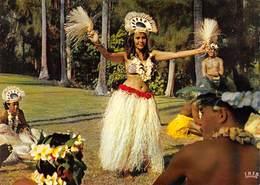 3PIE-Z Fo-19-3167 : TAHITI. JOLIE JEUNE DANSEUSE DE OTEA - Tahiti