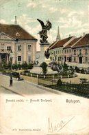 Budapest. Honved Denkmal .Hungria - Hungría