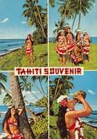 3PIE-Z Fo-19-3168 : TAHITI. JOLIES JEUNES FEMMES. - Tahiti