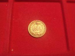 One Cent 1906 - Emissioni Federali