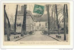 Carte De Briare L' Hôtel De Ville - Briare
