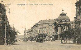Budapest. Leopold Ping. Hungria - Hungría