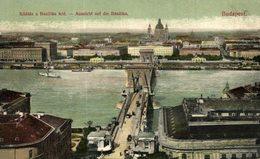 Budapest. Aussicht Auf Die Basilika. Hungria - Hungría