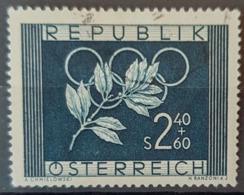 AUSTRIA 1952 - Canceled - ANK 985 - Olympia - 1945-60 Oblitérés
