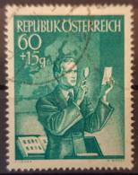 AUSTRIA 1950 - Canceled - ANK 974 - 60+15g - 1945-60 Oblitérés
