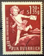 AUSTRIA 1952 - Canceled - ANK 988 - Tag Der Briefmarke - 1945-.... 2. Republik
