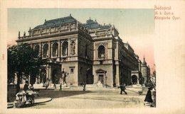 Budapest. M.K. Opera. Hungria - Hongrie
