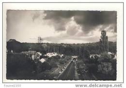 Carte Du Bois De Chaville La Tour Meudon Et L' Entrée Du Tunnel Du Chemin De Fer ( Carte Rare ) - Chaville