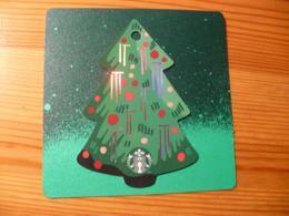 Starbucks Gift Card Hungary - 2019 0063 Christmas - Gift Cards