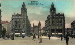 Budapest. Clotild Palota, Esku Ut. Hungria - Hongrie