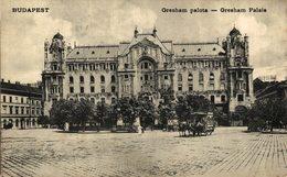 Budapest. Gresham Palais. Hungria - Hungría