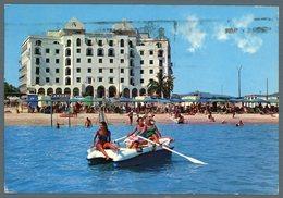 °°° Cartolina - S. Benedetto Del Tronto Excelsior Grand Hotel Des Bains Viaggiata °°° - Ascoli Piceno