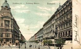 Budapest. Andrassi Strasse. Hungria - Hungría
