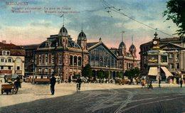 Budapest. Western Railway-station. Hungria - Hongrie