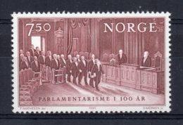 Norway - 1984 - Norwegian Parliament Centenary - MNH - Norvegia