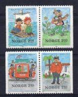 Norway - 1984 - Stories By Thorbjorn Egner - MNH - Norvegia