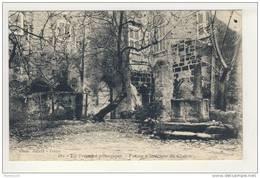 ## PEU COURANTE  ## Carte De  Fréjus Intérieur Du Cloître ( La Provence Pittoresque ) ( Recto Verso ) - Frejus