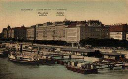 Budapest. Bristol Szaloda. Hungria - Hongrie