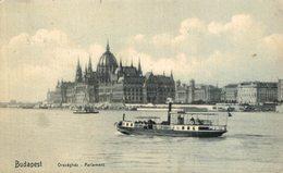 Budapest. Parlament. Hungria - Hongrie