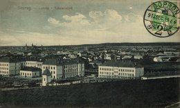 Sopron. Totaalansicht. Hungria - Hungary