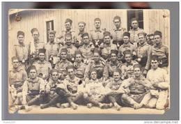 Carte Photo Militaire  8e Régiment  Visible à La Loupe ( Souvenir D' Oran1932 Algérie )  ( Recto Verso ) Mauvais état - Regimente