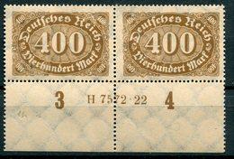 Deutsches Reich - Mi.250 ** HAN 7572.22 - Deutschland