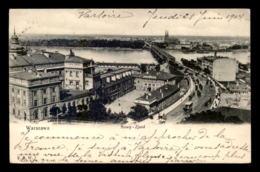 POLOGNE - WARSZAWA - NOWY-ZJAZD - Pologne