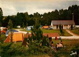 29 SAINT GOAZEC Le Camping (scan Recto-verso) Ref 1090 - France