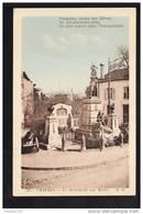 Carte De Charmes  Le Monument Aux  Morts  ( Recto Verso ) - Charmes