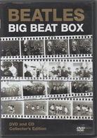 1DVD + 1CD : Beatles Big Beat Box - DVD Musicaux