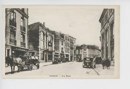 Verdun : Rue Mazel (cp Vierge) - Verdun