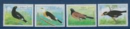 """Laos YT 1169 à 1172 """" Oiseaux """" 1995 Neuf** - Laos"""