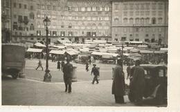 SIENA FOTOCARTOLINA DEL MERCATO ANNO 1936-FP - Siena