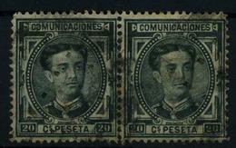 España Nº 176. Año 1876 - 1875-1882 Königreich: Alphonse XII.