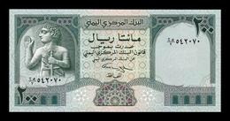 Yemen 200 Rials 1996 Pick 29 SC UNC - Yemen