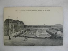 Vue Générale De L'ancien Château De MEUDON - Meudon