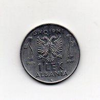 Italia - 1939 - Colonia Albania - 1 Lek - Vittorio Emanuele III° - (MW2676) - Albanie