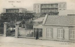 Noumea Hopital  Timbrée Envoi Maison De Santé De St Denis 93 - Nouvelle-Calédonie