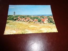 B745  West Terschelling Olanda Residui Carta Al Retro - Paesi Bassi