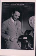 Radio Genève, Mr Ramseyer, Speaker De Radio (12155) - Autres