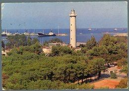°°° Cartolina - S. Benedetto Del Tronto Il Faro Viaggiata °°° - Ascoli Piceno