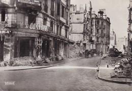 CARTE POSTALE SEMI MODERNE 45 ORLEANS 1941 QUARTIER DES HALLES  EDITIONS / VOGUE N° - Orleans