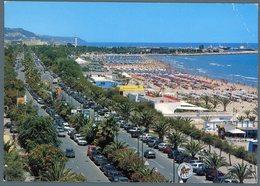 °°° Cartolina - S. Benedetto Del Tronto Lungomare Viaggiata °°° - Ascoli Piceno