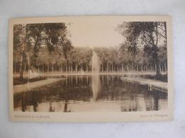 Domaine De SCEAUX - Bassin De L'Octogone - Sceaux