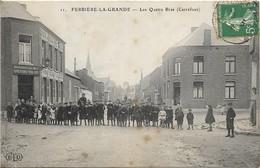 FERRIERE LA GRANDE Les Quatre Bras ( Carrefour ) - France