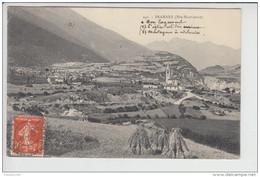 Carte  De Bramans  ( Haute Maurienne  )( Recto Verso ) - Sonstige Gemeinden