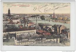 Gruss Aus Frankfurt  A . Main  ( Recto Verso ) - Frankfurt A. Main