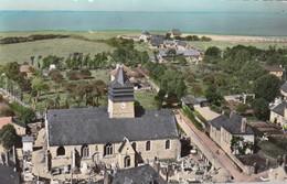 SOTTEVILLE-sur-MER: L'église (En Avion Au Dessus De...) - France