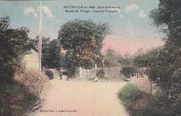SOTTEVILLE-sur-MER: Entrée Du Village - Quartier Frimousse - Autres Communes